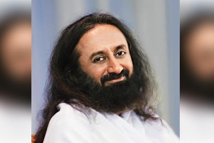 FIR against Sri Sri in Hyderabad for provocative comments on the Babri issue