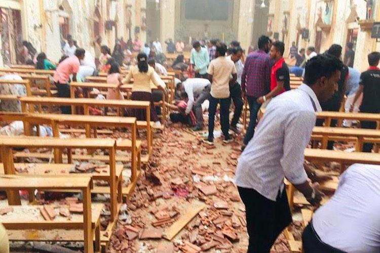 Follower of Sri Lanka bomber sought India attack