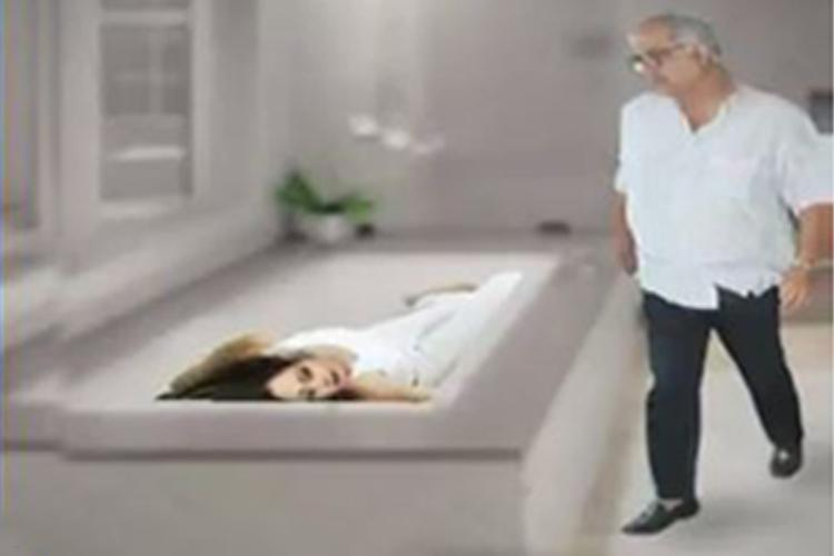 Bathtub journalism on national TV Why Sridevi deserves a better send off than this