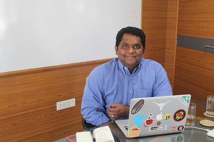 Meet Sravish Sridhar the Boston-based Indian whose company makes thousands of mobile apps possible