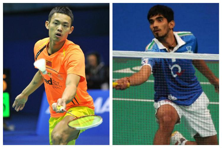 Srikanth faces two-time Olympic champion Lin Dan in quarters