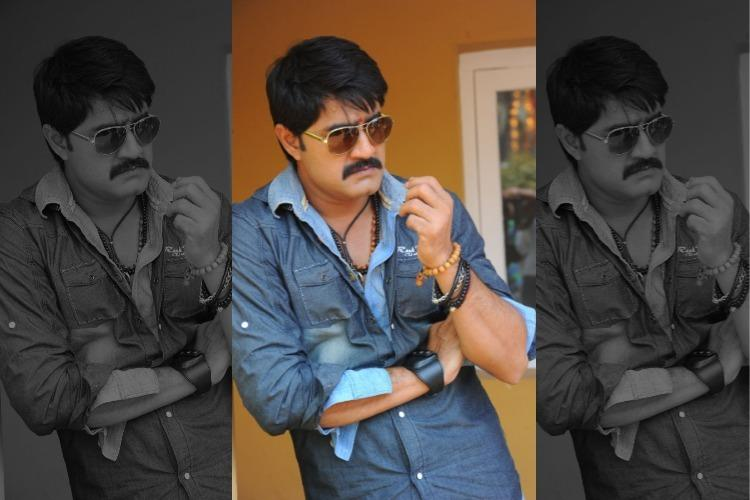 Srikanth has two political films lined up