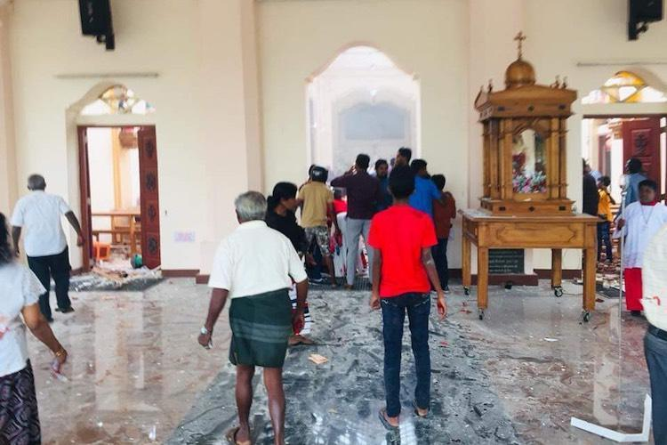 Indian woman from Kerala among those killed in Colombo blast