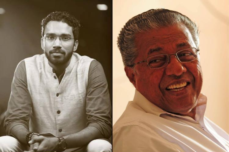 By transferring Sriram Venkitaraman Kerala CM Pinarayi Vijayan has sent a message to the CPI