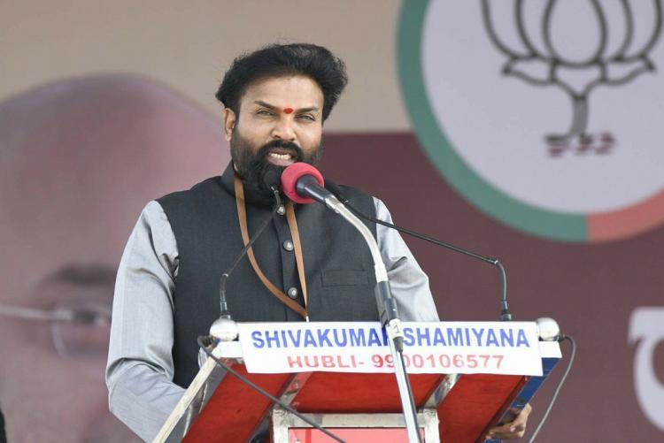 Only god can save us from coronavirus Karnataka Health Minister B Sriramulu