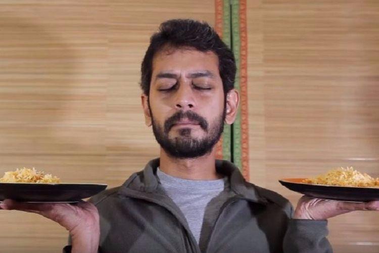 Biryani Yoga This spoof on Beer Yoga will leave you in splits