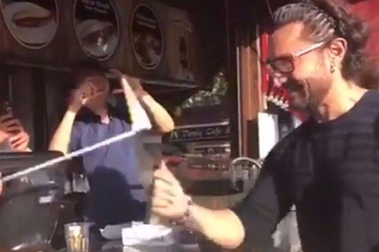 When Aamir Khan was caught by surprise Turkish ice-cream seller pranks actor