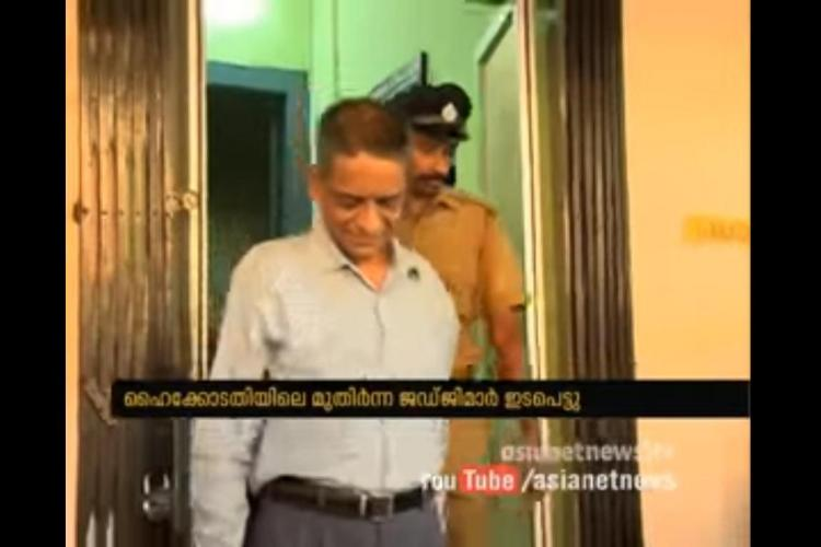 U-Turn Judge who ordered FIR against Kerala CM does not want voluntary retirement anymore