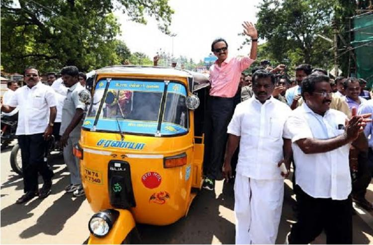 MK Stalin is at the verge of becoming a caricature and its his problem to solve