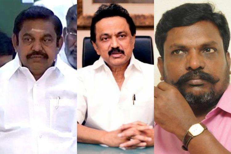10 pc quota for economically weaker upper castes TN parties divided on political move