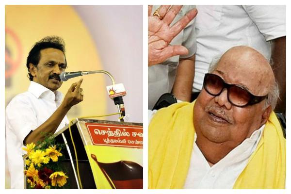 Stalin vs Karunanidhi again This time over Rajya Sabha nominees