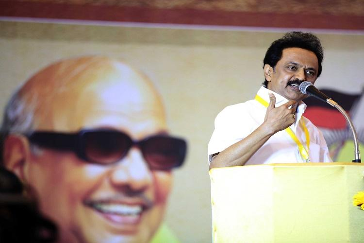 DMK General Council appoints MK Stalin as party Working President