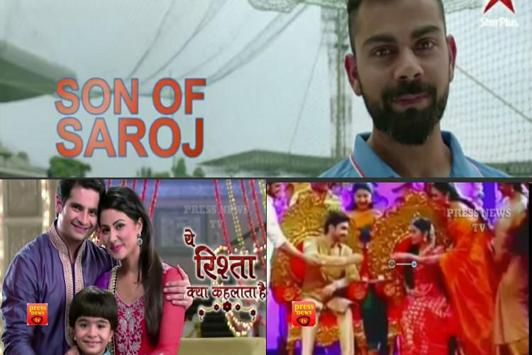 Star Plus gives us Virat Saroj Will they walk the talk when it comes to their TV soaps