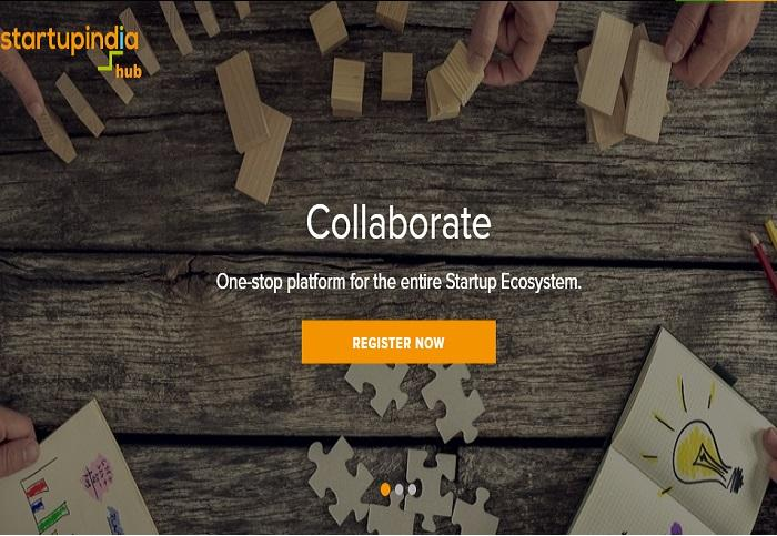 Govts big push to promote startups launches Startup India Hub