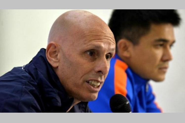 Stephen Constantine steps down as India coach after Asian Cup exit
