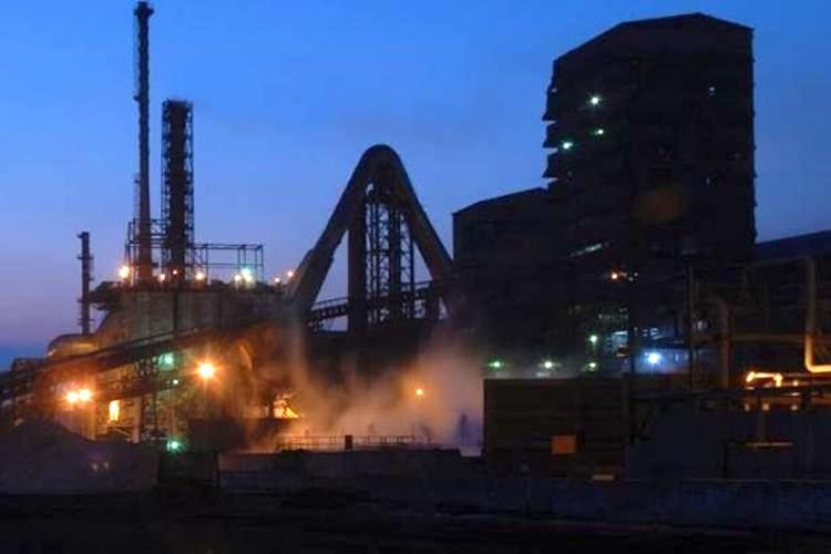 File image of Sterlite industry in Thoothukudi