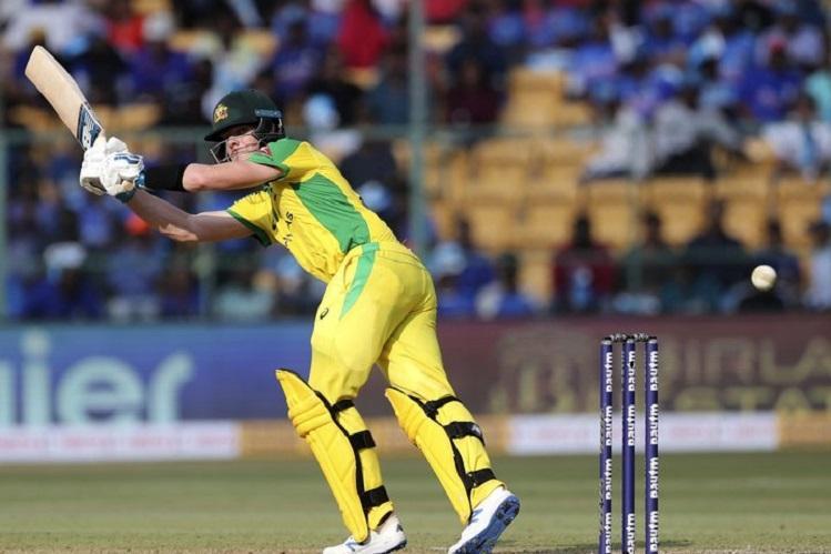 Bengaluru ODI Smith ton takes Australia to 2869 vs India