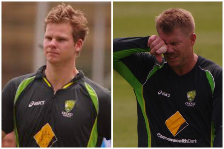 Ball tampering row Steve Smith Warner get 12-month bans Bancroft out for 9 months