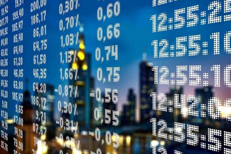 Sensex crosses 46000 mark first time