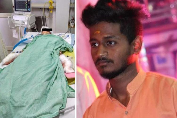 Hyderabad stalker victim undergoes 7-hour surgery docs worried about infection