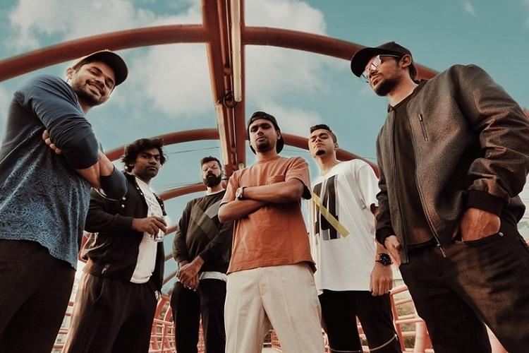 Stopped for singing in Malayalam Hip-hop band protests shoddy treatment in Bluru pub