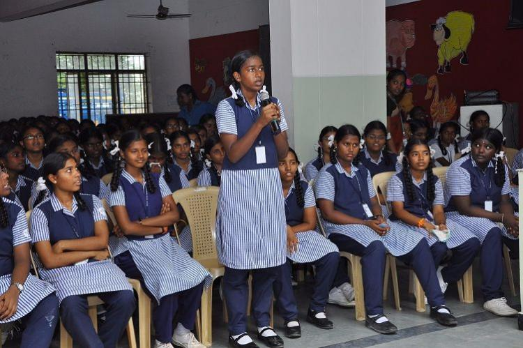 As Swathi murder case leaves public attention a TN school keeps focus on gender inequality
