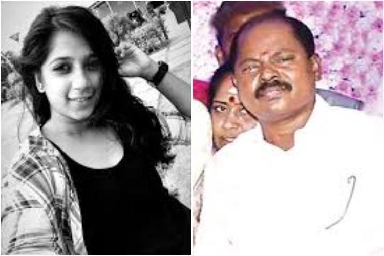 Subhasri death Jayagopal says cadre put up banner out of love seeks bail