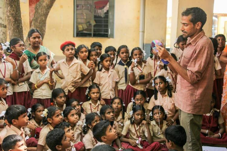 This IIT alumnus from Kerala is spreading the message of ahimsa through toys made from waste
