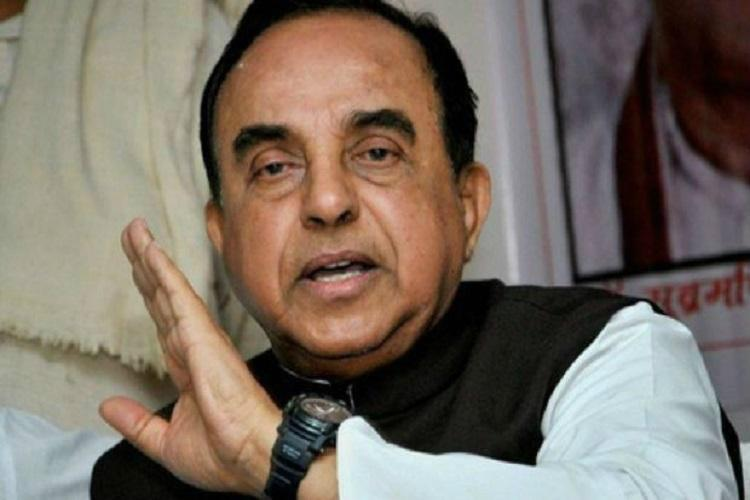 Subramanian Swamy challenges AP govts control over temples moves HC demanding audit