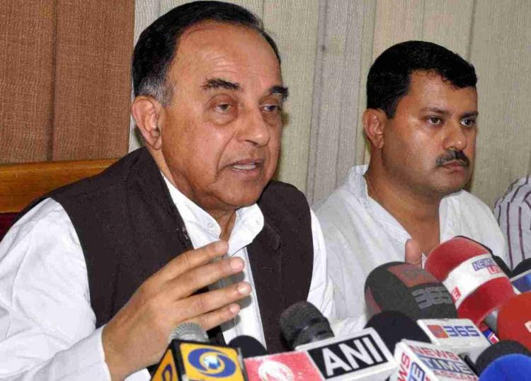 HC asks police to decide about FIR on Subramanian Swamy
