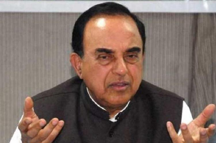 Subramanian Swamy warns against Air India sale says House panel to vet his note