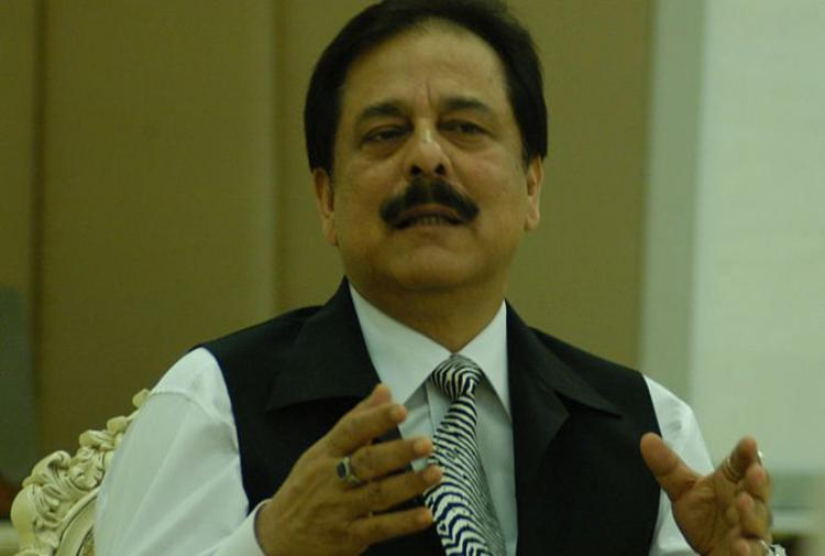 Subrata Roy paid Rs 123 crore for facilities in special cell in Tihar jail