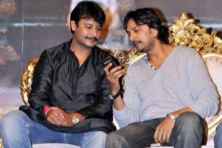 Darshan clarifies on friendship with Sudeep