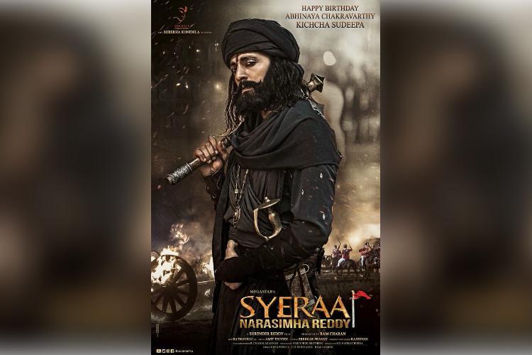 Kiccha Sudeep to play Avuku Raja in Sye Raa