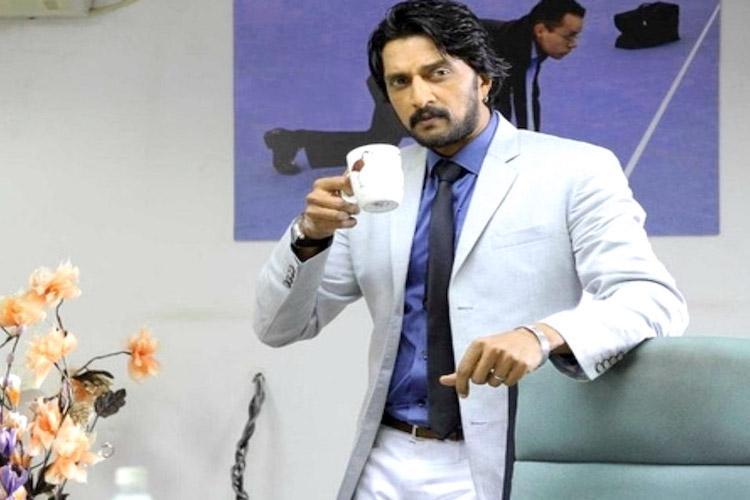 Kiccha Sudeep in Vikram Vedha remake