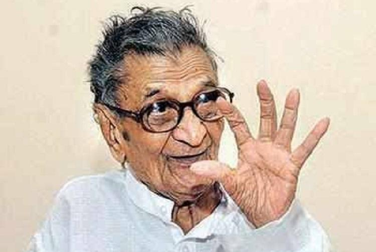 Freedom fighter and one of Indias oldest men Sudhakar Chaturvedi dies in Bengaluru