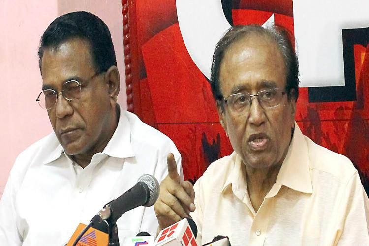 Time for a front against BJP Delhi meet could be beginning CPI
