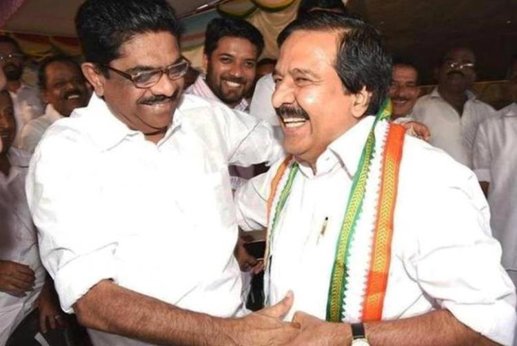 Kerala Congress infighting escalates as Chandy and Chennithala go after Sudheeran