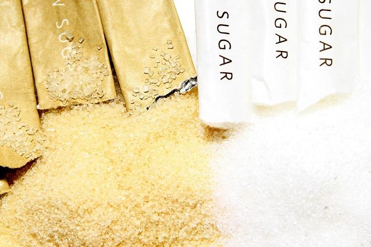White brown raw honey which type of sugar is best