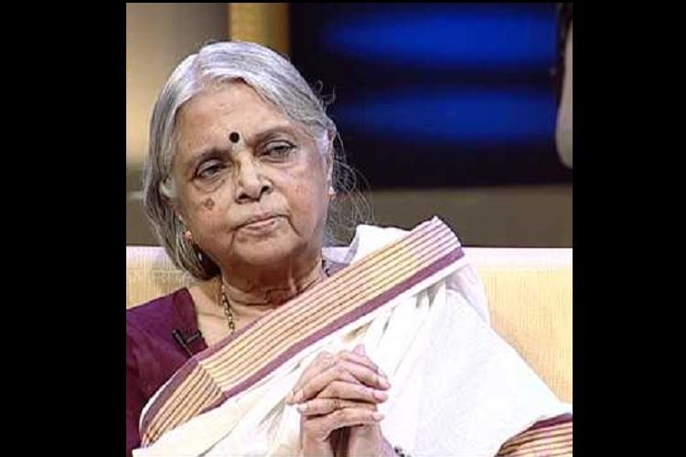 Kerala poet Sugathakumari ignites controversy by calling migrant labourers uneducated criminals