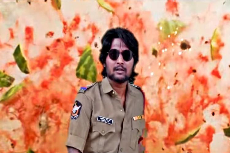 Watch Tsunami star Suhas anyone This video parodies every masala Telugu film ever