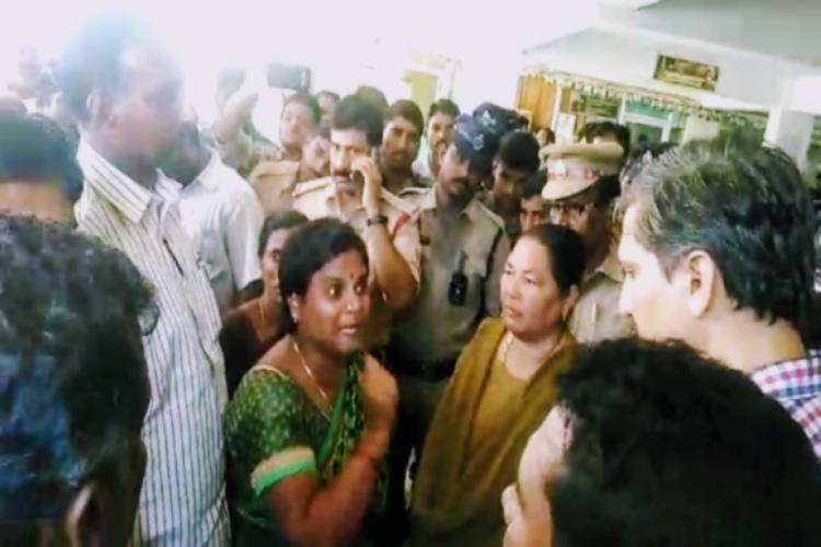 Chaitanya junior college student found dead in Vijayawada hostel
