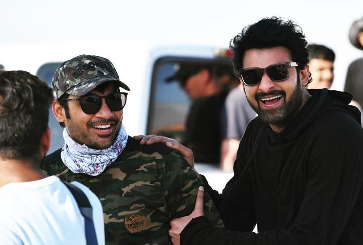 Dont think I can shoot like this again Saaho Director Sujeeth Reddy tells TNM
