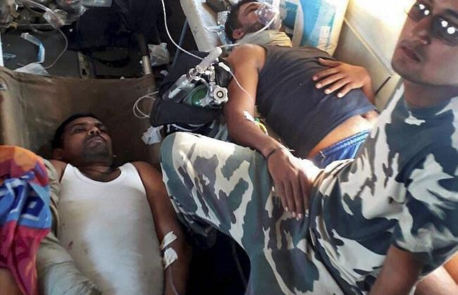 Maoists massacre 25 CRPF troopers in Chhattisgarh in three-hour gun battle