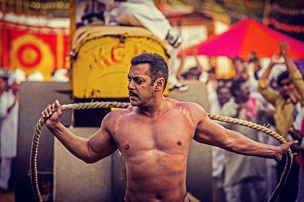 Congrats Salman Bhai Sultan is 3 hours of machismo bombastic patriotism and self-obsession