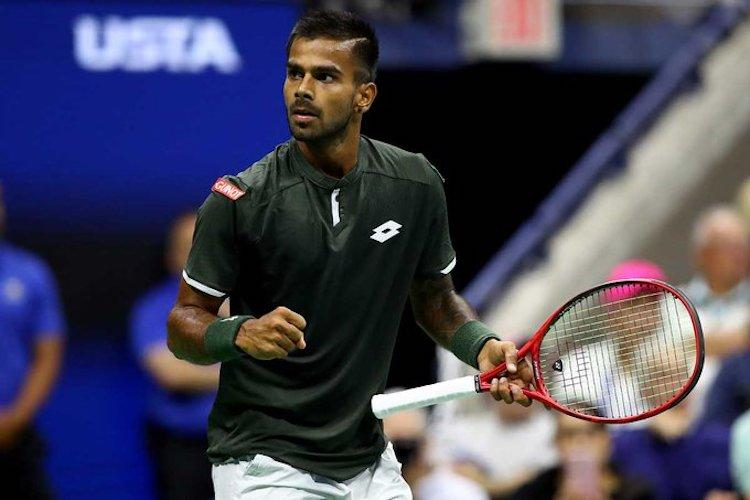 Indias Sumit Nagal gives a scare to Federer in US Open 1st round takes a set off