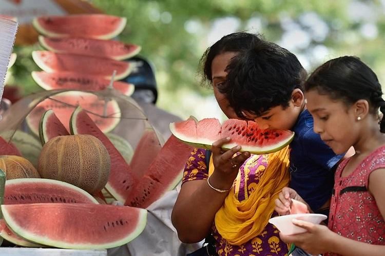 Warmer than normal but cooler than north South India braces itself for a hot summer