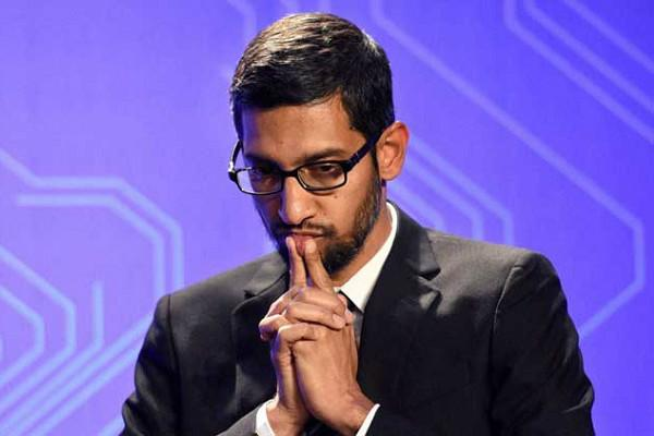 Google CEO Sundar Pichai doubles his pay package to 200 million