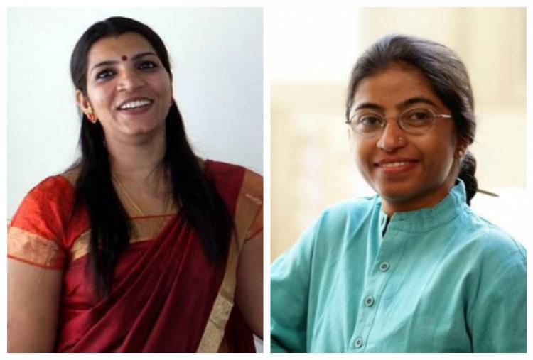 I am no ones stooge Sunitha Krishnan responds to criticism on her take on Saritha Nair