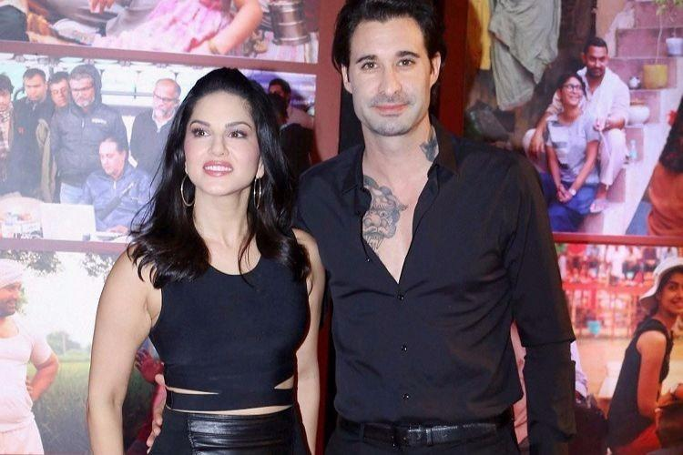 Daniel and I are hands-on parents Sunny Leone